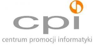 Logo Centrum Promocji Informatyki / Credits: CPI