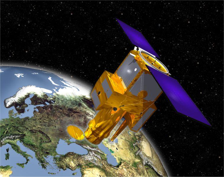 Satelita Göktürk-2 / Credits: (TÜBİTAK)