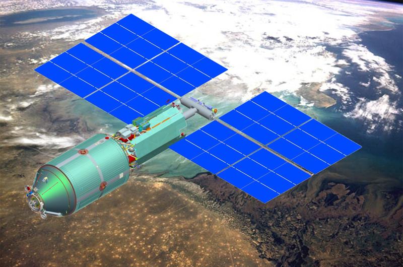 Grafika modułu SPM / Źródło: RKK Energia