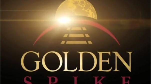 Logo Golden Spike Company / Źródło: Golden Spike Company