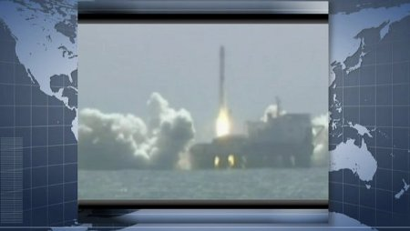Start rakiety Zenit-3SL/B z Eutelsat-70B - 03.12.2012 / Credits - Sea Launch