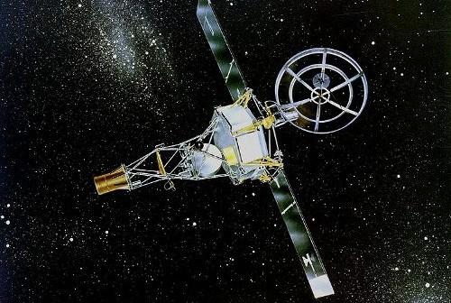 Sonda Mariner 2 / Credits - NASA