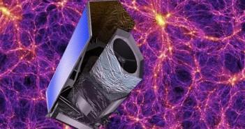 Euclid - wizja artystyczna / Credits: ESA