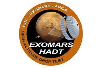Logo programu Exomars HADT / Credits: ESA