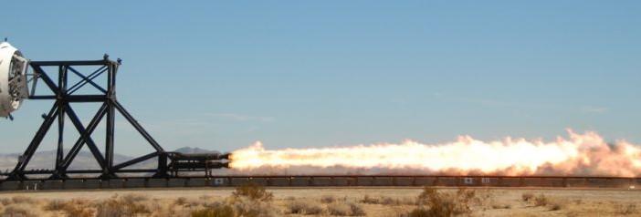 Zdjęcie przedstawiające test systemu hamowania atmosferyczego przy wykorzystaniu poduszki powietrznej / Credits: NASA