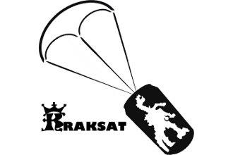 Logo zespołu KrakSat / Credits - KrakSat