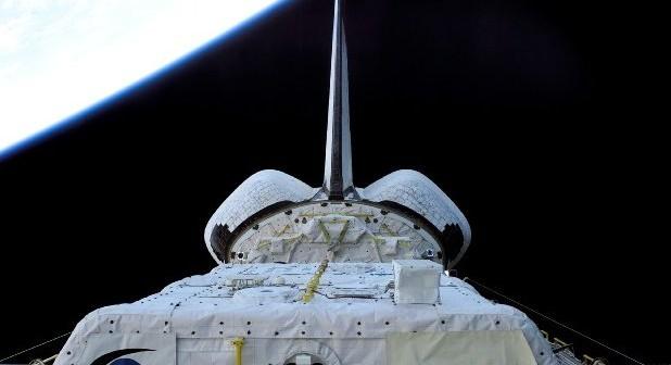 Zdjęcie z Flight Day 7 misji STS-107 / Credits - NASA