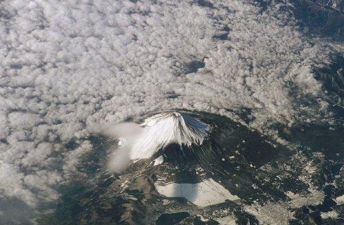 Góra Fidżi - zdjęcie z 26 stycznia 2003 roku / Credits - NASA