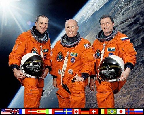 Ekspedycja 6 na ISS / Credits - NASA