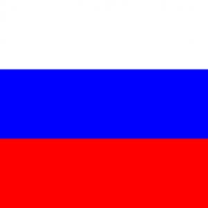 Flaga Federacji Rosyjskiej / Credits: WikiCommons