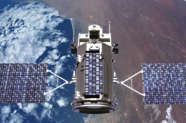 Satelita Glory - wizualizacja / Credits: NASA