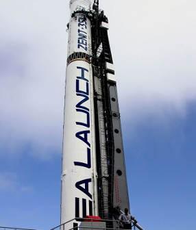 Zenit-3SL z satelitą Intelsat-21 / Credits: Sea Launch