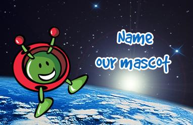 Konkurs ESA 'Nazwij naszą maskotke' / Credits: ESA