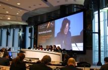 Maria de Graca Carvalho from European Parliament / Credits - K. Kanawka, kosmonauta.net