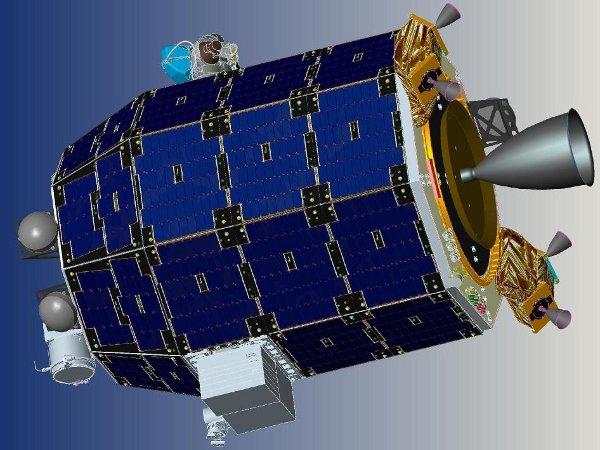 Sonda LADEE / Credits - NASA