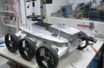 Magma White z zainstalowanym systemem L.I.F.E. w warsztacie w Innsbrucku / Credits: Planet PR