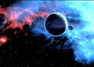 Planeta wielkości Ziemi krążąca wokół czerwonego karła / Credits - CfA