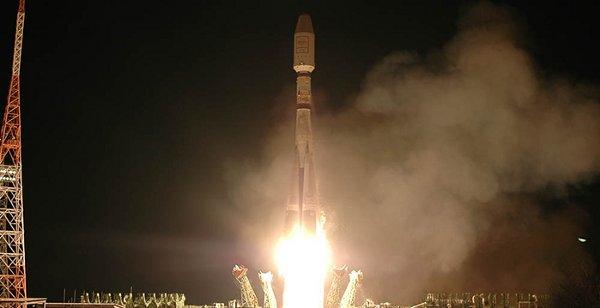 Rakieta Sojuz 2-1a (zdjęcie z 2013 roku) / Credits - Tsenki
