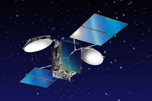 VINASAT-2 / Credits: Lockheed Martin