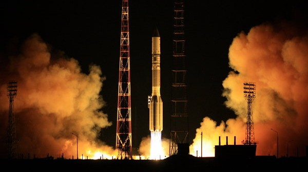 Start rakiety Proton-M / Credits: ILS