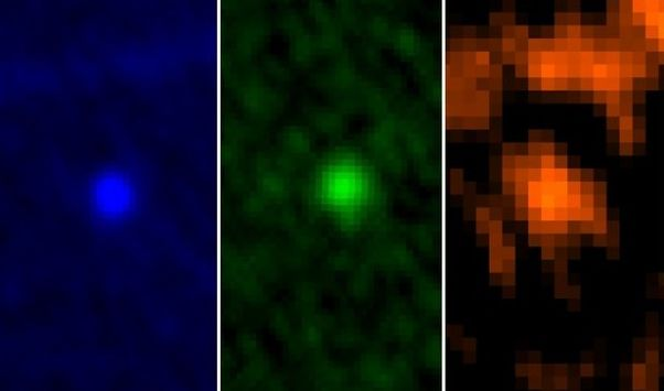 Asteroida Apophis / Credits: ESA