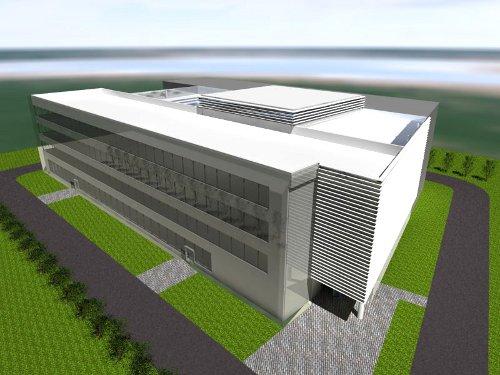 Budynek CITLiK / Credits - ILOT