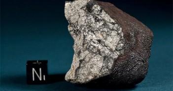 Fragment meteorytu czelabińskiego