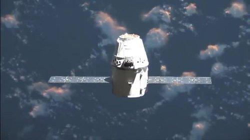 Kapsuła Dragon - jeden z produktow firmy SpaceX / Credits - SpaceX