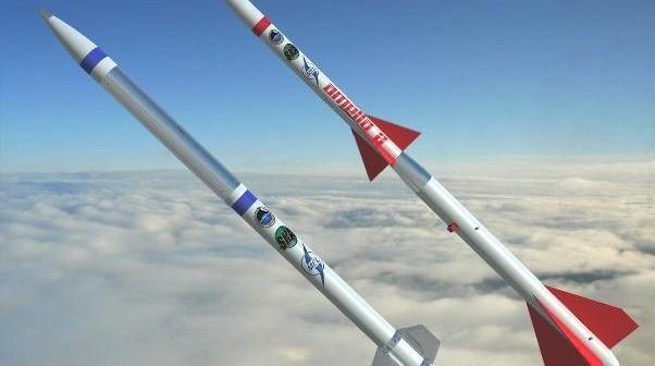 Grafika przedstawiająca rakiety SKA / Credits: SKA (PW)