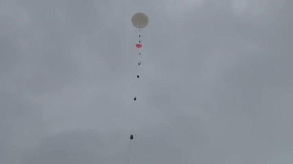 Start balonu do misji CP20 / Credits - Grzegorz Zimny