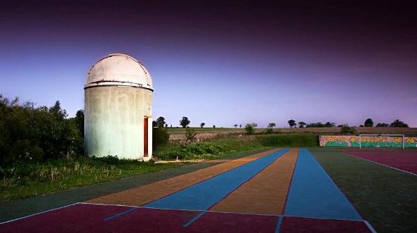 Aktualny stan obserwatorium w Gliwicach / Credits - Aleksander Kurek