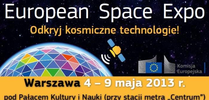 Warsaw Space Expo / Credits - Komisja Europejska