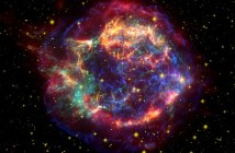 Pozostałość po supernowej Cassiopeia A / Credits - NASA/JPL-CALTECH/O. KRAUSE (STEWARD OBSERVATORY)