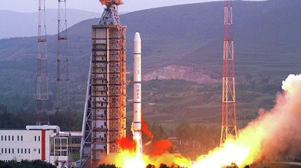 Start rakiety CZ-2D - 26.04.2013 / Credits - CGWIC/Galactic Suite/BM