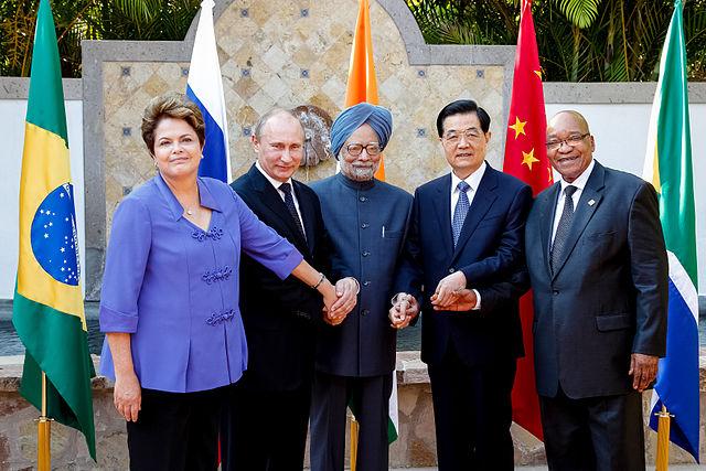 Przywódcy państw BRICS na szczycie w 2012 roku / Credits: Roberto Stuckert Filho, licencja CC-BY-SA 2.0