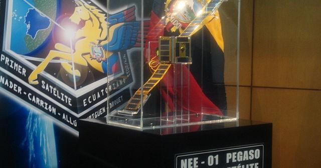 Model NEE-01 Pegaso / Credits - EXA