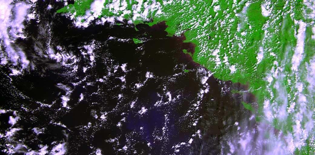 Pierwsze zdjęcie z satelity Proba-V / Credits: ESA