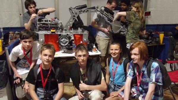 Zespół Space Team w KSC na Florydzie / Credits - PlanetPR