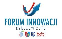 Logo IV Forum Innowacji / Credits - Organizatorzy Forum Innowacji