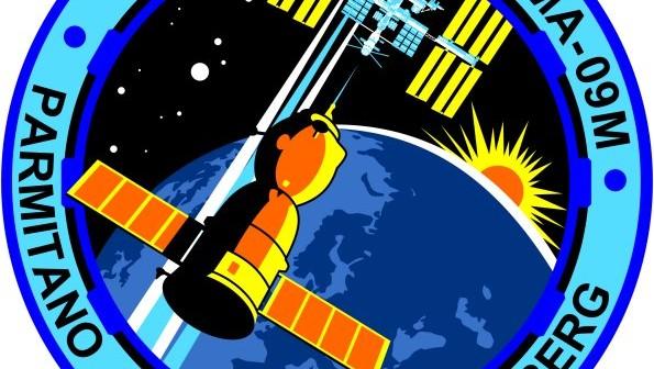 Oficjalny patch Sojuza TMA-09M / Credits: Roskosmos