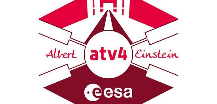 Logo misji ATV-4 / Credits - ESA