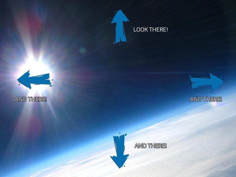 Koncepcja misji STRATOMUSICA / Credits - Kosmonauta.net