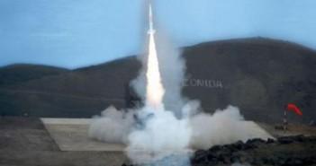 Start Paulet-1B, 12 czerwca 2013 / Credits: Press TV