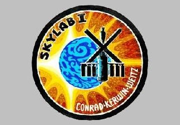 Logo misji Skylab 1 / Credits - NASA