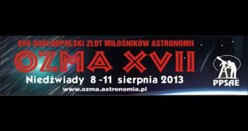 Zlot miłośników astronomii OZMA 2013 / Credits - OZMA