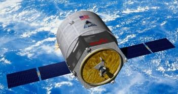 Wizja artystyczna statku Cygnus / Credits: OSC