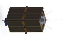 Wizualizacja satelity ESEO / Credits - ALMASpace