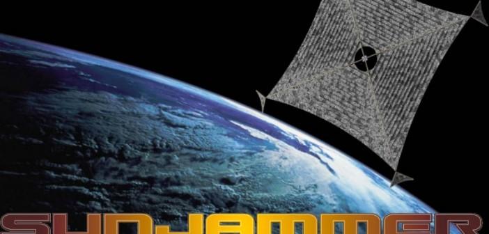 Misja Sunjammer / Credits - L'Garde, NASA