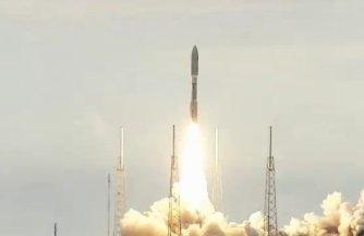 Atlas V się wznosi / Credits: ULA