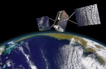 Satelita GPS III - wizualizacja / Credits: LM